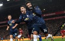 Alisson Blunder, Liverpool Diimbangi United di Babak Pertama