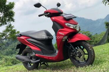Jajal Berkendara Anti Ribet Yamaha FreeGo