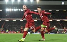 Dua Gol Shaqiri Bantu Liverpool Hancurkan United