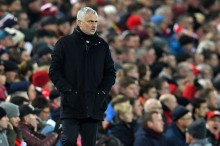 Mourinho Masih Yakin United Finis Empat Besar