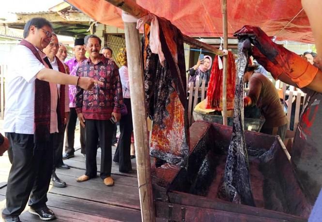 Menteri Perindustrian Airlangga Hartarto. (FOTO: dok Kemenperin)