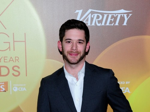 Co-founder HQ Trivia dan Vine, Colin Kroll. (Photo by Steven