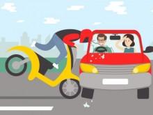 Jumlah Kecelakaan di Jakarta Membengkak