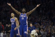 Triple Double Ben Simmons Bawa Sixers Hancurkan Cavaliers