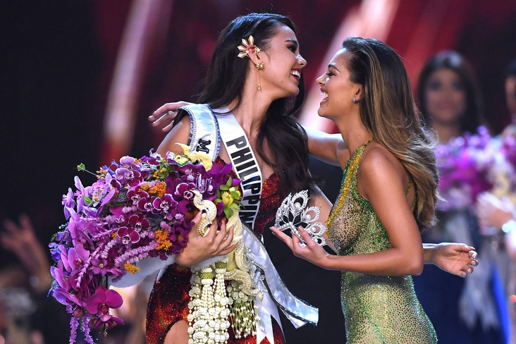 Wakil Filipina Terpilih Jadi Miss Universe 2018