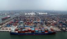 Impor November Turun 4,47%