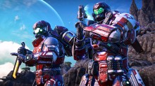 Pasang Battle Royale, PlanetSide Bawa 1.000 Pemain Sekaligus