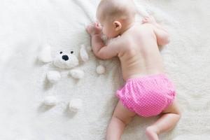 Pentingnya Tengkurap untuk Bayi