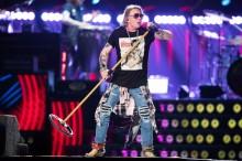 Guns N' Roses Rekaman Album Baru