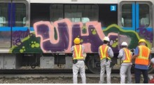 Aksi Vandalisme Kembali Sasar Fasilitas Publik