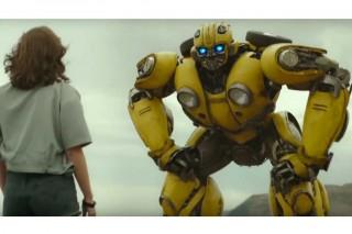 Film Bumblebee lebih Personal dari Transformers