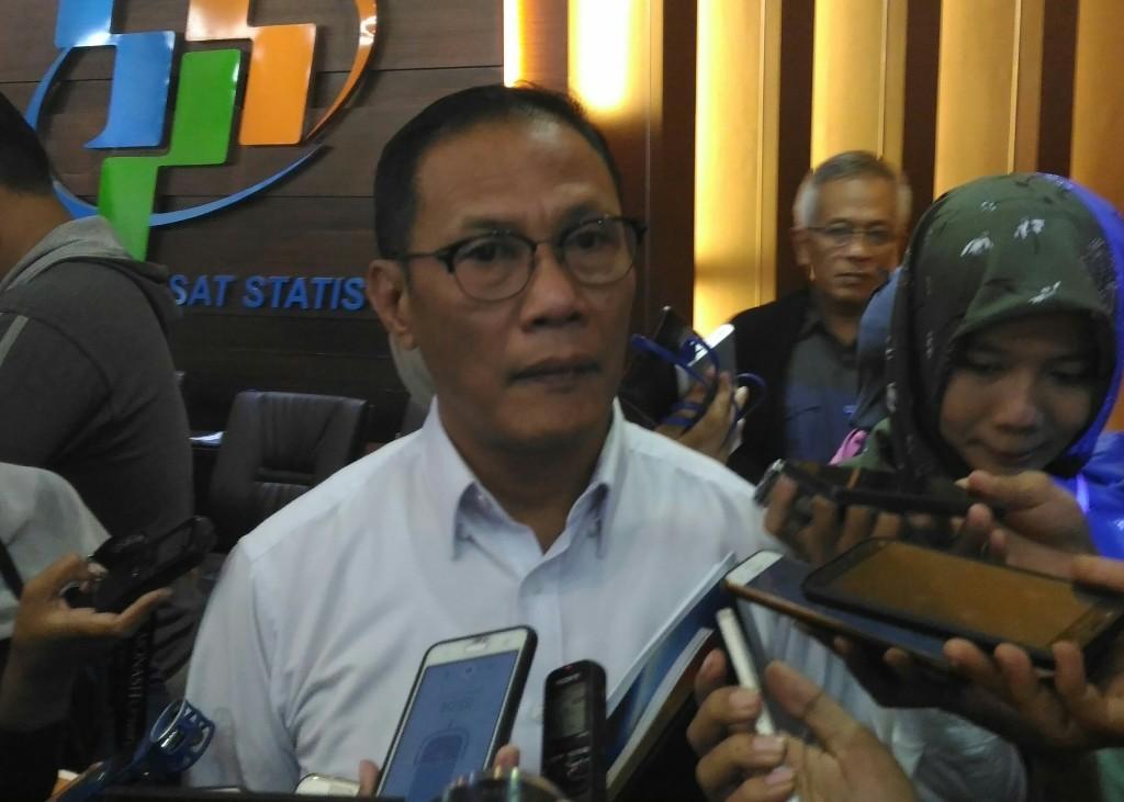 Kepala Badan Pusat Statistik (BPS) Suhariyanto. (FOTO: Medcom.id/Ilham Wibowo)