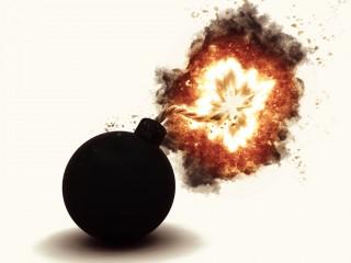 Bom Meledak di Kantor Media Yunani
