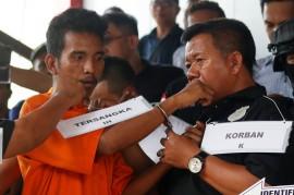 5 Pengeroyok Anggota TNI Jalani Rekonstruksi