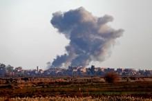 17 Warga Suriah Tewas dalam Serangan Koalisi Pimpinan AS