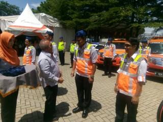 Tol Tangerang-Merak Siapkan 600 'Jawara'