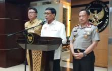 Wiranto Perintahkan Kapolri Temukan Perusak Polres Ciracas