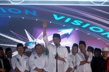 Jokowi Masuk Daftar Orang Paling Berpengaruh Dunia