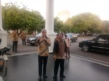 Jokowi-Ganjar Singgung Pemenangan Pemilu