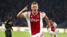 Matthijs de Ligt Rebut Titel Pemain Muda Terbaik Eropa