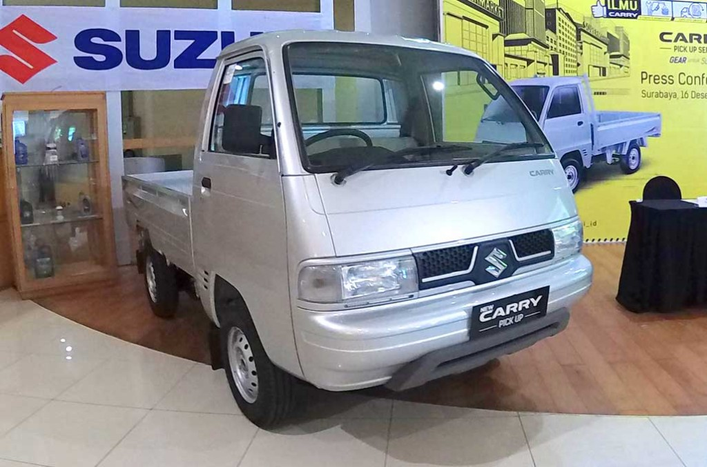 Suzuki recall Carry karena masalah tungkai pemindah gigi tidak standar. medcom.id/Ahmad Garuda