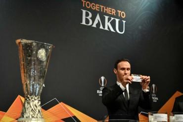 Hasil Undian Babak 32 Besar Liga Europa 2018--2019