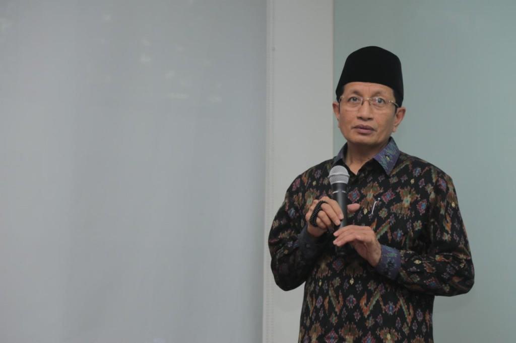 Imam Besar Masjid Istiqlal Kiai Nasaruddin Umar