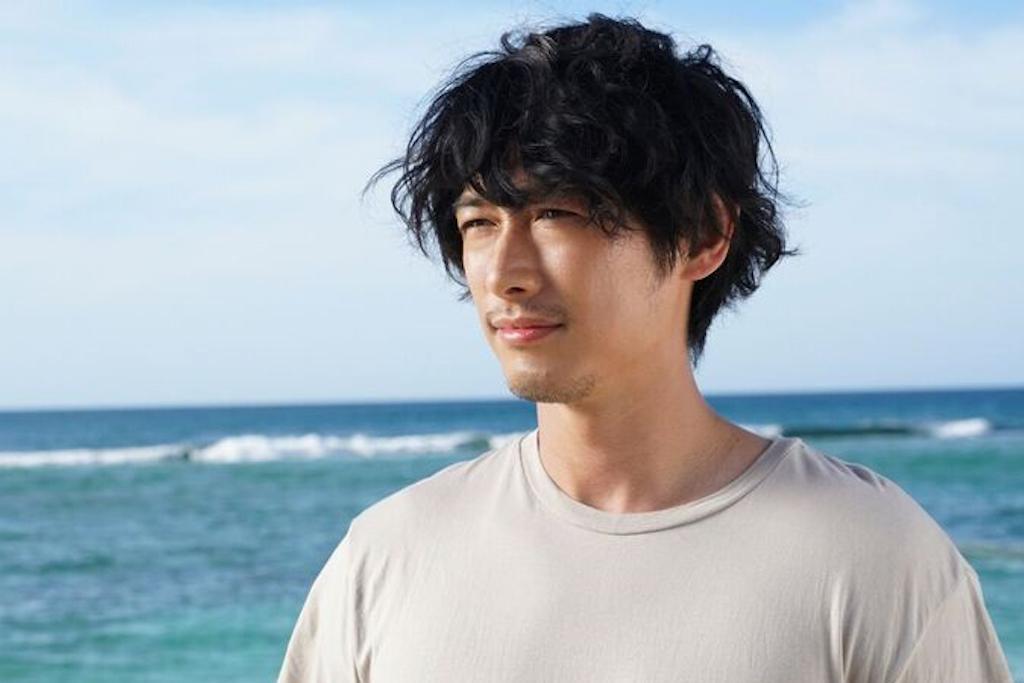 Dean Fujioka dalam film Laut (Foto: Nikkatsu - Kaninga Pictures)