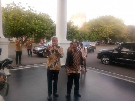 Cara Tim Kampanye Kerek Suara Jokowi-Ma'ruf di Jateng