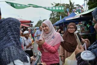 Putri Anwar Ibrahim Mengundurkan Diri dari PKR