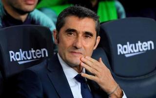 Valverde Buta Kekuatan Lyon