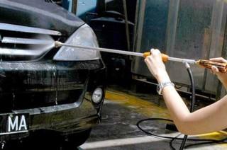 Komponen Mobil yang Rentan Terhadap Air Bertekanan