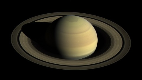 Cincin Saturnus Bakal Hilang