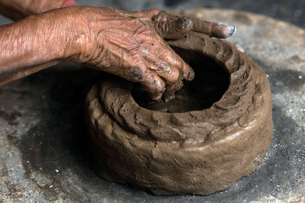 Menengok Geliat Gerabah Klipoh Borobudur