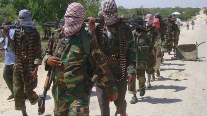 Militan Al-Shabab terus diburu dengan serangan udara. (Foto: AFP)