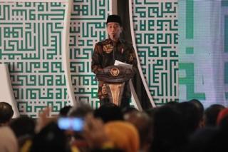 Jokowi: Perbedaan di Indonesia Anugerah