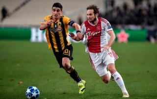 Ajax Jumpa Madrid, Blind: Kami Masih Punya Peluang