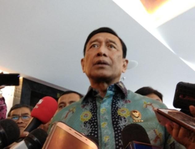 Menkopolhukam Wiranto--Medcom.id/Fachri Audhia Hafiez.