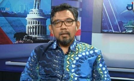 Direktur Pendidikan dan Pelayanan Masyarakat Komisi Pemberantasan Korupsi (KPK) Giri Suprapdiono. (Foto: Metro TV)