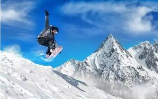 Paket Lengkap Menikmati Hamparan Salju di Kashmir