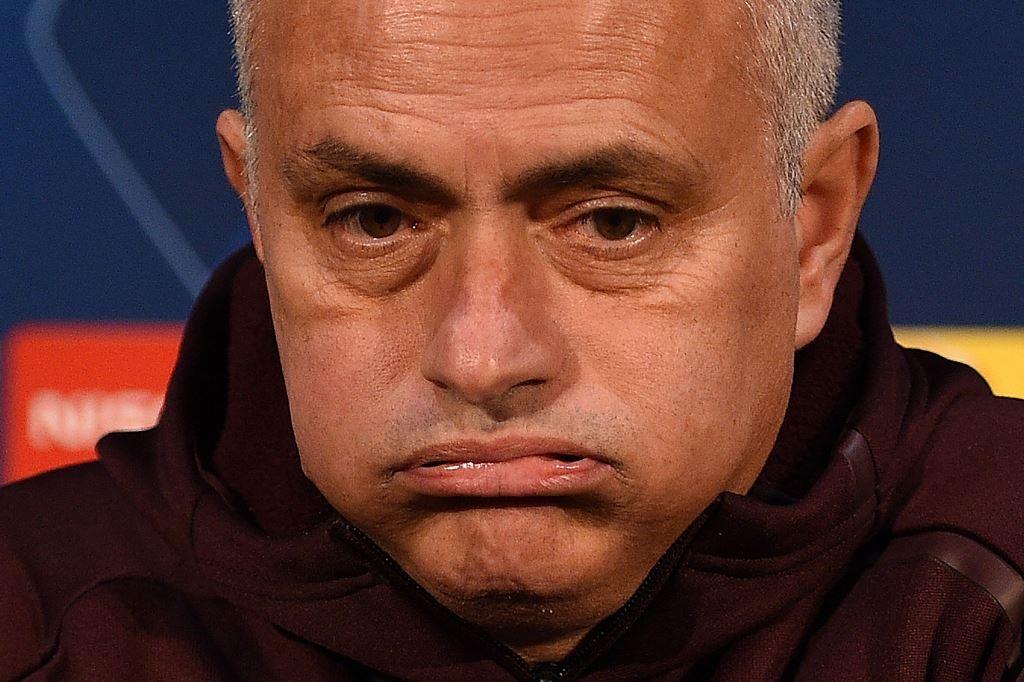 Jose Mourinho (AFP/Oli Scarff)
