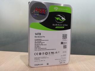 Seagate BarraCuda Pro 14TB, Paling Besar Tetap Gesit