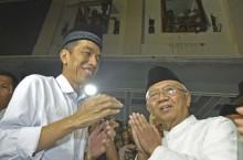 Jokowi Bertemu Gus Solah