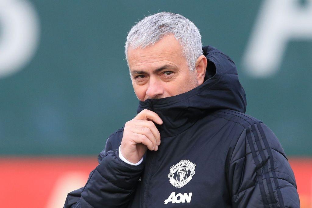 Jose Mourinho Dipecat Manchester United (Foto: Lindsey PARNABY / AFP)
