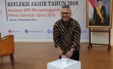 Partisipasi Pemilih di Luar Negeri Ditargetkan 50%