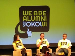 Alumni UI Selangkah Lagi ke Jokowi-Ma'ruf
