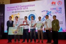 Huawei Umumkan Pemenang ICT Competition Pertama Indonesia