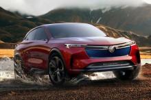 General Motors Patenkan Merek Baru untuk Buick Enspire Concept