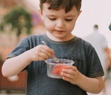 Tips agar Anak Anda Mau Makan Sayur