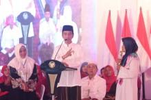 Jokowi Contohkan Pemanfaatan Pinjaman BWM
